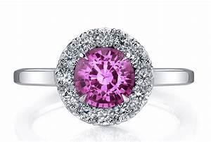 29 brave wedding ring pink navokalcom for Wedding rings with pink