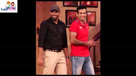 Irfan, Yusuf Pathan On Comedy Nights With Kapil