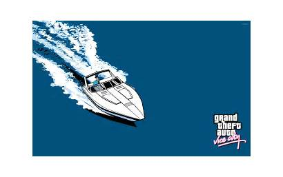 Vice Wallpapers Gta Grand Theft Yacht