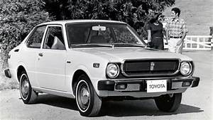 Toyota Corolla Generations - 1974-1979