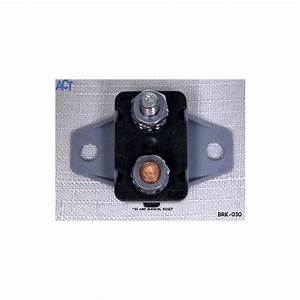 Circuit Breaker  30 Amp  Push Button Manual Reset