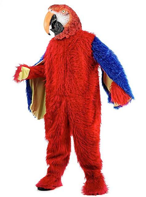 papagei kostuem maskworldcom