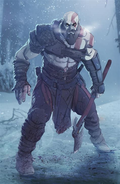 Kratos 2018 Vs Scp 076 Battles Comic Vine