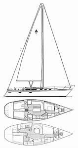 Catalina 42 Reviews  Specs And More  U2026  Mki  U0026 Mkii
