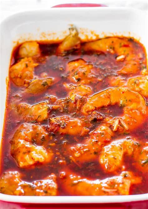 Spicy Shrimp Recipe — Dishmaps