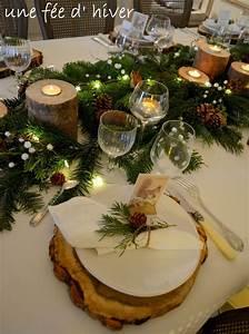 Table De Fete Decoration Noel : les 25 meilleures id es de la cat gorie deco noel branche ~ Zukunftsfamilie.com Idées de Décoration