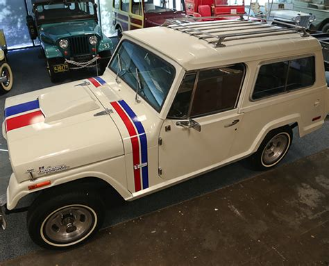 1971 Jeepster Commando | Jeep Collection