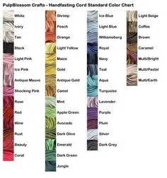 handfasting cords colors wedding handfasting on handfasting cords and