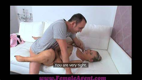 Keen Husband Pesters Agent Into Interracial