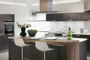 Küche Modern Mit Kochinsel Holz : k che modern mit kochinsel ~ Bigdaddyawards.com Haus und Dekorationen