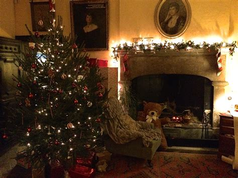 cosy christmas  coughton court cosy life