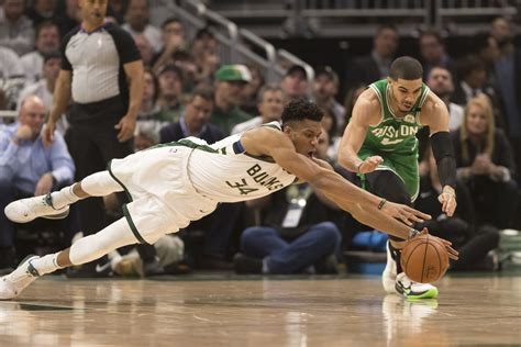 Greek Freak Drops 29, Bucks Even Series 1-1 Against Celtics