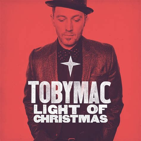 tobymac releases light of christmas holiday music