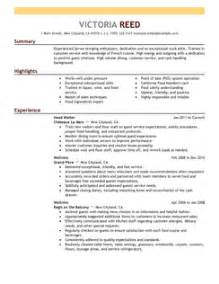Autism Caregiver Resume by Free Resume Exles By Industry Title Livecareer