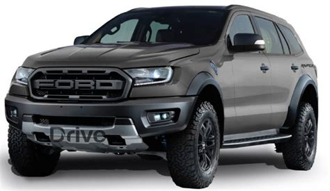 2020 Ford Everest Raptor Release Date, Price, Interior