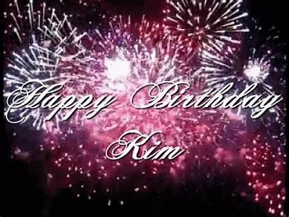 Kim Birthday Happy Gifs Kk Weekend Happybirthday