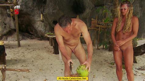 Naked Inge De Bruijn In Adam Zoekt Eva