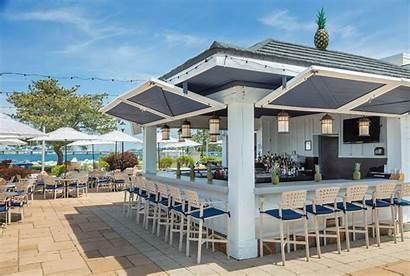 Newport Gurney Island Resort Rhode Gurneys Pineapple