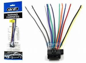 Pioneer Deh-p8400bh Deh-p9400bh Deh-80prs Wiring Harness