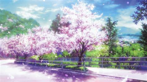 Cherry Blossom Animated Wallpaper - cherry blossoms animated wallpaper desktopanimated