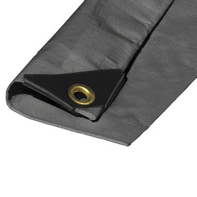 ptm tarps heavy duty silver polyethylene tarp    ts