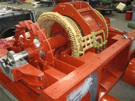 Electric Motor Maintenance by Industrial Motor Repair Generator Retrofitting Siemens