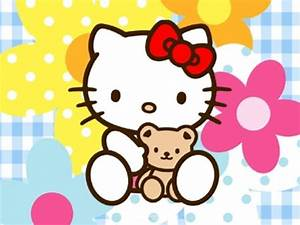 Hello Kitty Desktop Backgrounds Wallpapers - Wallpaper Cave