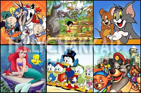 Best Cartoon Shows Of The 1990s