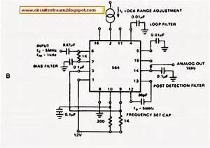 Simple Fm Demodulator Circuit Diagram