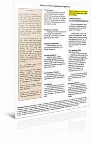 writing an obituary template waco cremation With writing an obituary template