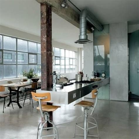 cuisine design industrie 59 cool industrial kitchen designs that inspire digsdigs