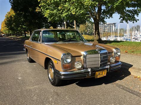 In the meantime here's my 1972 mercedes 250c (w114) in it's current stage. No Reserve: 1972 Mercedes-Benz 250C