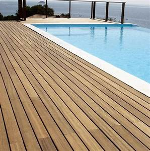 Plancher Bois Pas Cher : plancher terrasse plancher en bambou pour terrasses ext ~ Premium-room.com Idées de Décoration