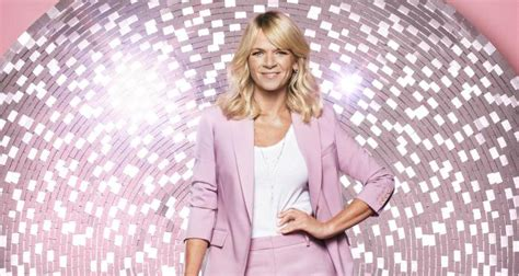 News: Zoe Ball presents Strictly: It Takes Two - Curtis Brown