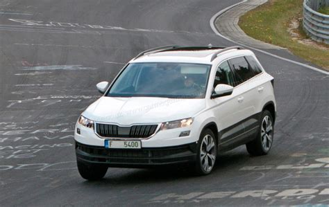 The Motoring World The New Yeti Replacement Moves The