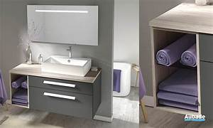 aubade meuble salle de bain obasinccom With aubade salle de bains