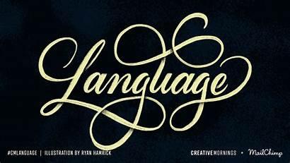 Language Theme Creativemornings Themes January Cm