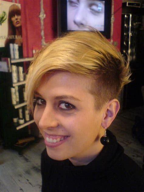 coiffure punk homme