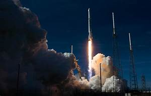 Flight proven Falcon 9 launches previously flown Dragon to ...