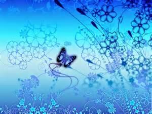 Blue Butterfly Desktop