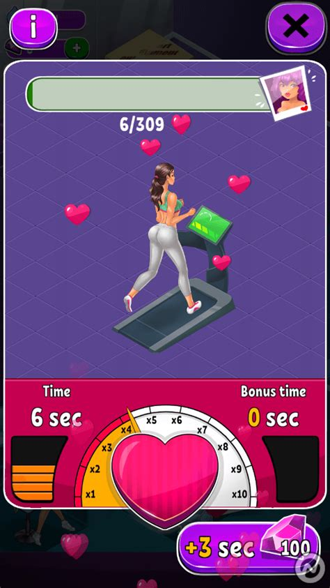 Clicker Game Hot Gym Now Available On Nutaku LewdGamer
