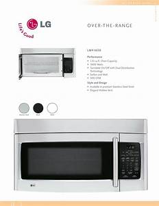 Lg Lmv1630 Specifications Pdf Download