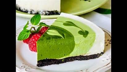 Matcha Tea Cheesecake Cake Bullseye Chocolate Cookies