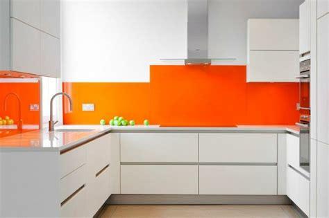 deco cuisine orange déco cuisine orange blanc déco sphair