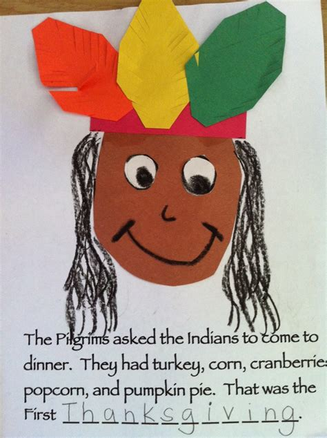 kindergarten at play thanksgiving crafts 228 | photo 6
