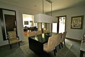 idee decoration salle a manger maison design bahbecom With idee decoration salle a manger