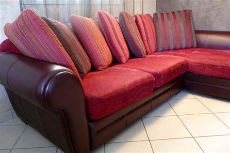 canape tousalon troc echange canapé d 39 angle cuir tissu tousalon sur