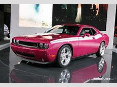 Chicago 2010 Furious Fuchsia Dodge Challenger Debut With