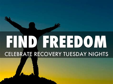 Deck Powerpoint by Celebrate Recovery By Erica Gagnon