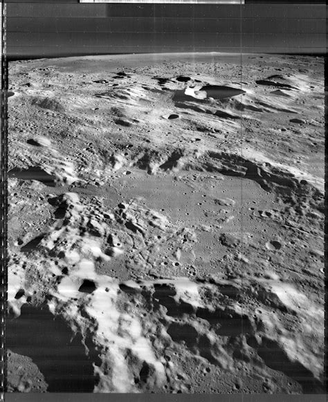lunar orbiter photo gallery